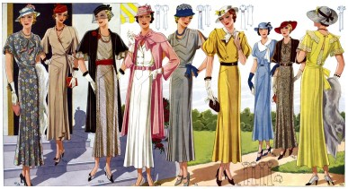 elegant_women_s_fashion_1930s