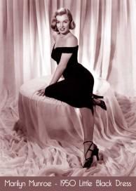 Marilyn-Munroe-1950s-Little-Black-Dress-Asphalt-Jungle