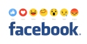 New Facebook like button 6 Empathetic Emoji Reactions printed on
